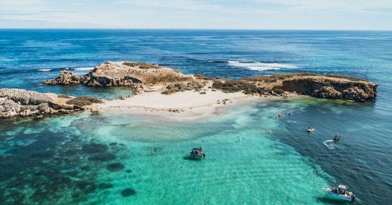 best beaches rockingham