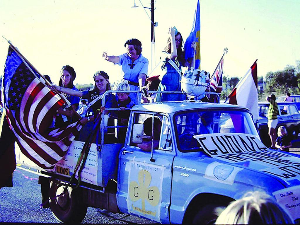 Caravan World Magazine: The Australian Town America Built